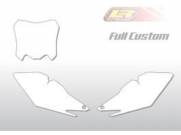Full Custom Designs - Backgrounds