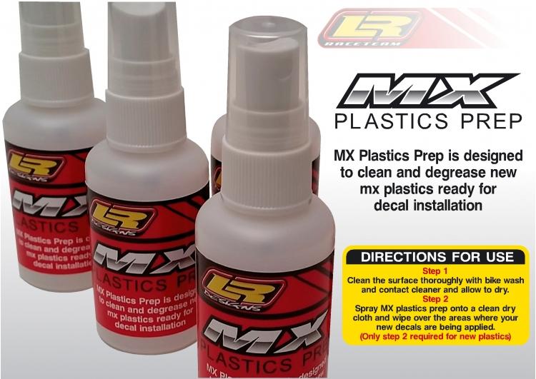 LR Designs MX Plastics Prep