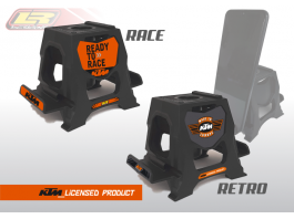 LR DESIGNS KTM UNIVERSAL MOBILE DEVICE BIKE STAND HOLDER