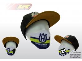 Husqvarna Racer Face Covering