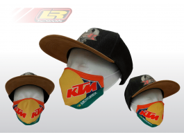 KTM Factory Face Covering