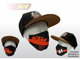 KTM Racer Face Covering