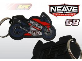Tom neave keyrings (qty x3)