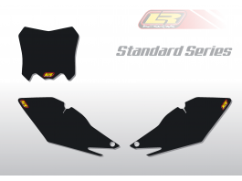 HONDA standard series number backgrounds