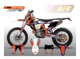 KTM EXC 6DAYS Chile Licensed Products