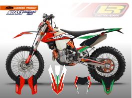 KTM EXC 6DAYS Portugal Licensed Products