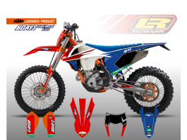 KTM EXC 6DAYS France Licensed Products