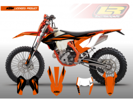 KTM EXC Enduro Licensed Products