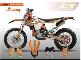 KTM EXC Erzberg Licensed Products