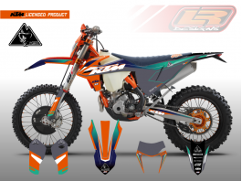 KTM EXCF WESS Licensed Products