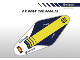 Husqvarna Team Series Duratex Seat Cover