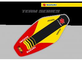 Suzuki Team Series Duratex Seat Cover
