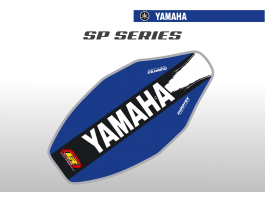Yamaha SP Series Duratex Seat Cover