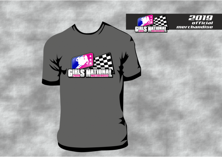 Girls National T-Shirt 2019