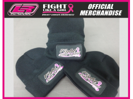 Fight Like A Girl Vintage Beanie
