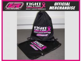 Fight Like A Girl Gym Bag