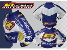 LR husqvarna Race Shirt
