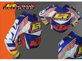LR KTM Race Shirt