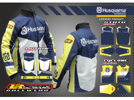 LR Designs Husqvarna Jacket (youth)