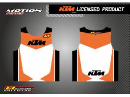 LR Motion KTM race Vest