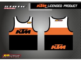 LR Static KTM race Vest