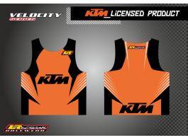 LR velocity KTM race Vest