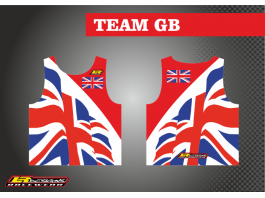 LR team gb race Vest